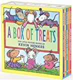 A Box of Treats: Five Little Picture Books about Lilly and Her Friends (0060732113) by Henkes, Kevin