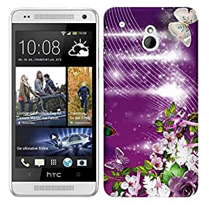 Wow Premium Design Back Cover Case For HTC One Mini