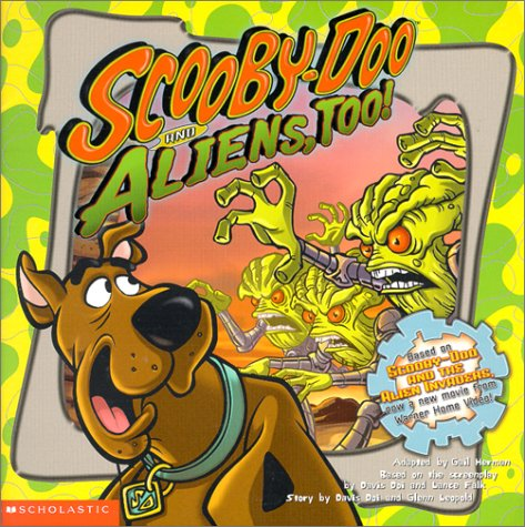 Scooby-doo 8x8: And Aliens Too! (Scooby-Doo), GAIL HERMAN