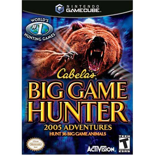 Cabela's Big Game Hunter, 2005 Adventures