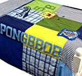 Nickelodeon SpongeBob Quilt Set, Twin