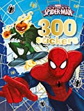 300 stickers Ultimate Spider-Man...