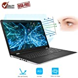 """2-Pack 17.3 Inch Screen Protector -Blue Light and Anti Glare Filter, FORITO Eye Protection Blue Light Blocking & Anti Glare Screen Protector for 17.3"""" with 16:9 Aspect Ratio Laptop (Color: 17.3"""