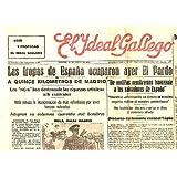 EL IDEAL GALLEGO. AÑO XX. N. 5133. 31-JULIO-1936.