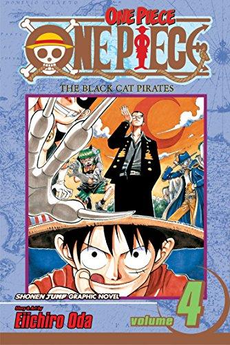 One Piece Volume 4: v. 4