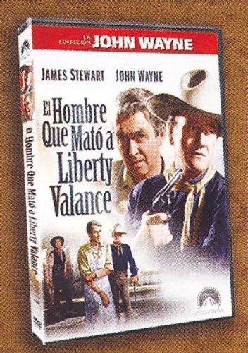El hombre que mató a Liberty Valance [DVD]
