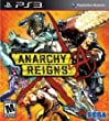 Anarchy Reigns(�A���:�k��)