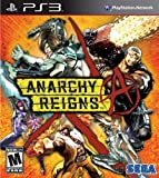 Anarchy Reigns PS3 US