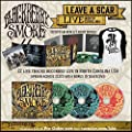 "Blackberry Smoke ""Leave A Scar - Live In North Carolina"" SIGNED 2CD+DVD And Baseball Shirt Bundle"