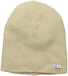 neff Men's Daily Beanie, Twill, One Size