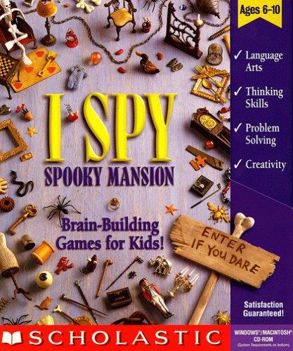 I Spy Spooky Mansion (Jewel Case)
