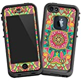 """Brilliant Tribal """"Protective Decal Skin"""" for LifeProof fre iPhone 5/5s Case"""