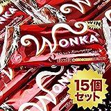 (福袋) 15個セット WONKA ウォンカチョコレート キャラメル味 (シリアルナンバー入り) チャーリーとチョコレート工場