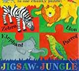 Jigsaw jungle : four jungle stories in one chunky puzzle