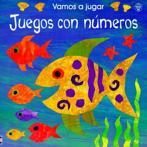 Juegos Con Numeros (Spanish Edition)