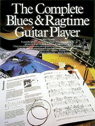 COMPLETE GUITAR PLAYER BLUES & RAGTIME (The Complete Guitar Player Series)