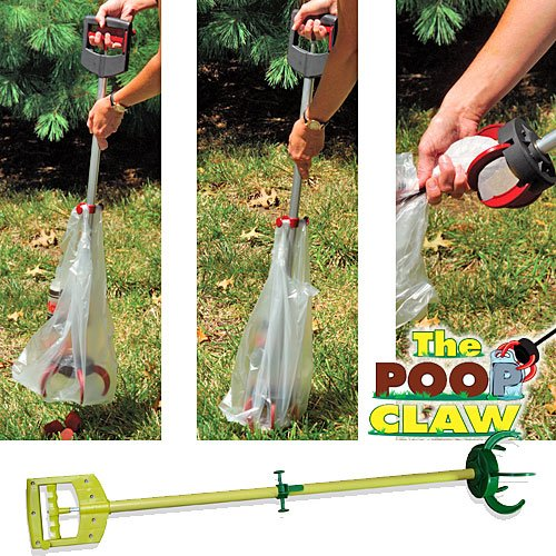 Hands Free Dog Poop Scooper