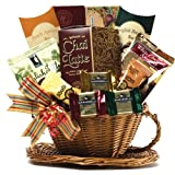 Art of Appreciation You're My Cup of Tea Gourmet Food Gift Basket