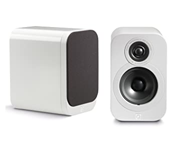 Q Acoustics 5036694039618 Enceinte pour MP3 & Ipod Blanc