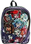 Monster High 16″ Large School Backpac…