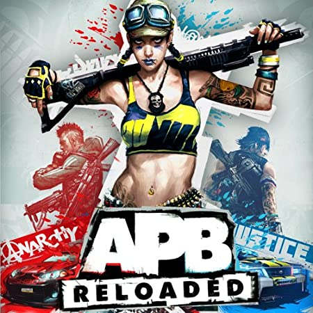 APB Reloaded [Game Connect]