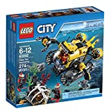 LEGO City Deep Sea Explorers 60092 Submarine Building Kit