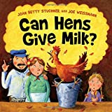 Can Hens Give Milk?