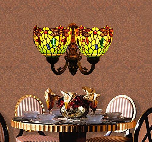makenier-vintage-en-verre-style-tiffany-vitrail-vert-libellule-lampe-murale-mur-fixation-178-cm-doub