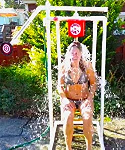 Soak 'N' Wet (Cheaper to Own Than Renting a Dunk Tank!)