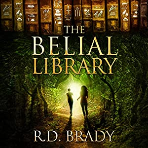 The Belial Library Hörbuch