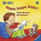 ministeps Bücher: Hoppe, hoppe, Reiter!: Meine allerersten Kniereiterverse Ab 6 Monaten bei Amazon kaufen