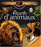 Records d'animaux