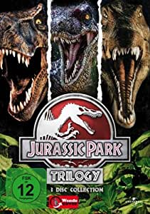Jurassic Park 1-3 Set [Import allemand]