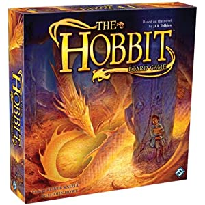 The Hobbit board game!