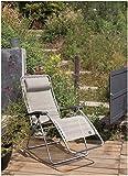 Lafuma RSXA 3466Recliner Chair Recliner Cover Colour