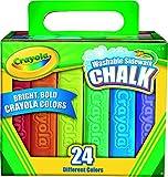 Crayola - 24 tizas de exterior (51-2024)
