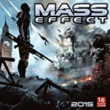 Mass Effect(TM) 3 2015 Wall Calendar