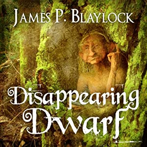 The Disappearing Dwarf Audiobook