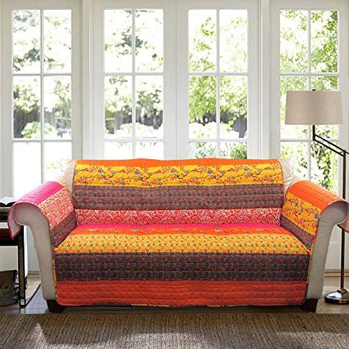 Lush Decor Royal Empire Slipcover Furniture Protector For