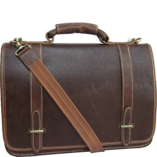 amerileather-traditional-double-slip-in-executive-briefcase-brown