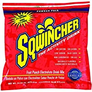 Sqwincher 2.5 Gallon Powder Concentrate Sport Drink-2.5GL FR PUNCH SQWINCHER