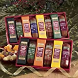 The Swiss Colony Sausage n Cheese Bars Gift Assortments 8-Piece Box