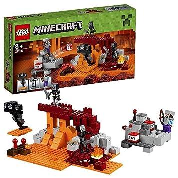 LEGO - 21126 - Minecraft - Jeu de Construction - Le Wither
