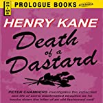 Death of a Dastard (       UNABRIDGED) by Henry Kane Narrated by Stephen Bel Davies