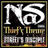 echange, troc Nas - Thief's Theme