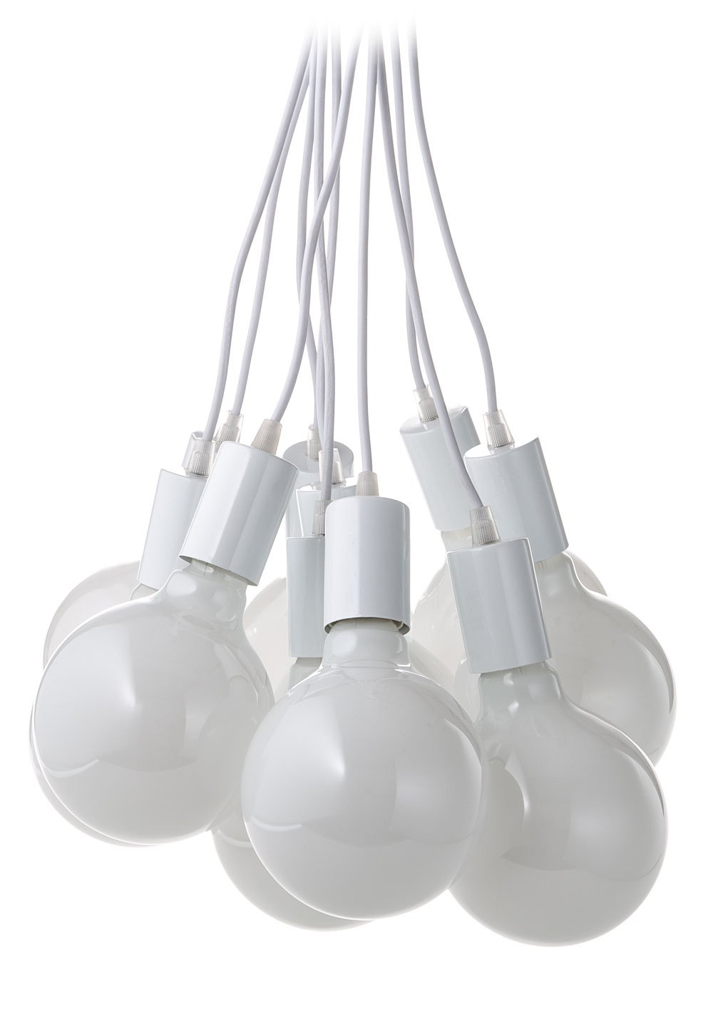 Tomasucci 0838 Soft Lampe, Opak Weiß