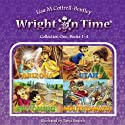 Wright on Time: Collection 1: Books 1-4 (       UNABRIDGED) by Lisa M. Cottrell-Bentley Narrated by Darlene Allen