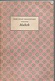 Macbeth. Edited by Bernard Lott (New Swan Shakespeare.)