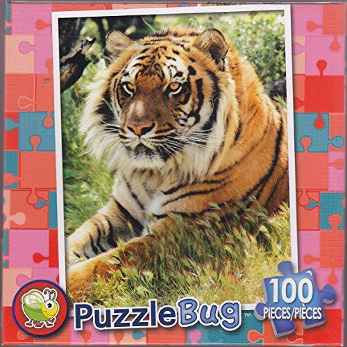 Puzzlebug 100 ~ Bengal Tiger