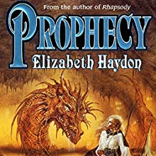 Prophecy: Child of Earth (       UNABRIDGED) by Elizabeth Haydon Narrated by Kevin T. Collins